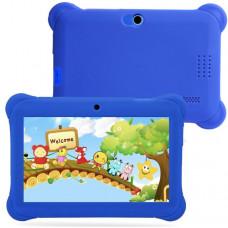 """Детский планшет Ainol Q88  детский синий 7"""" дисплей  с чехлом + подарок"""