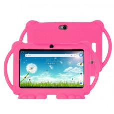 "Детский планшет OP-A33-7 Android 6.0  7"" дисплей 3000 мАч  Bluetooth, Wi-Fi розовый"