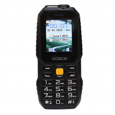"""Мобильный телефон для пожилых кнопочный ODSCN  T320 1,77"""" 1000 мАч черный"""