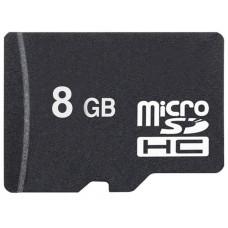 Хит Карта памяти  microSDHC 8GB Class 10 в Ассортименте