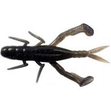 Силиконовая приманка Jackall Dragon Bug 3 7шт Ebimiso/Black (399943)