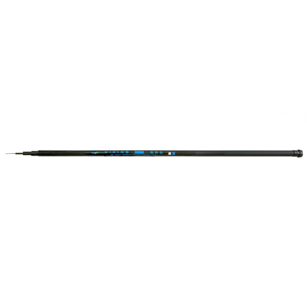 Маховое удилище Energofish Kamasaki Viking Pole 5 м 5-20гр Черный (11001500)