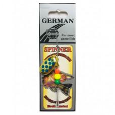 Блесна вертушка German Sf-3511 (234377)