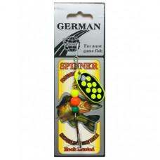 Блесна вертушка German Sf-3505 (234371)