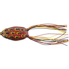 Приманка лягушка Lucky John 3D Frog 2' 1 шт Красная (140400-005)