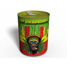 Консервированный подарок Memorableua Набор Для Выращивания Cannabis (SFGMCRU)