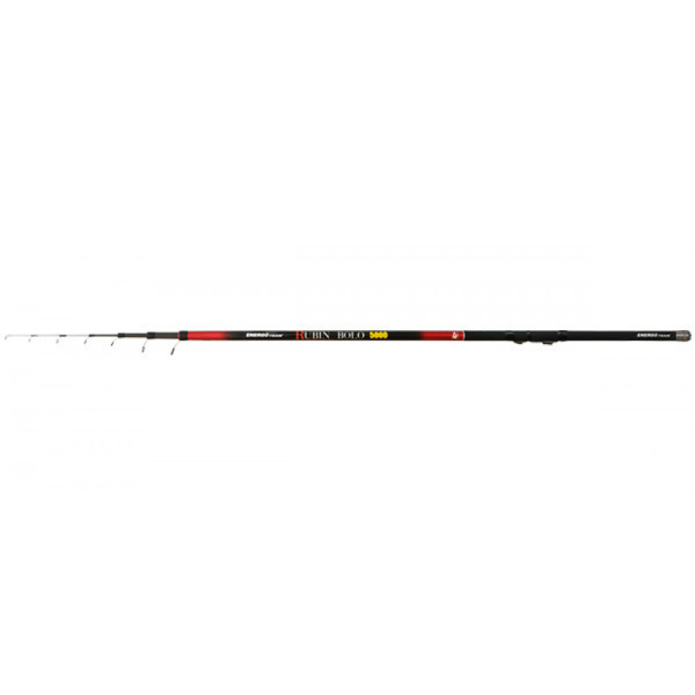 Болонское удилище Energofish ET Rubin Bolo 4 м 5-15 гр карбон IM-7 Черный с красным (11042400)