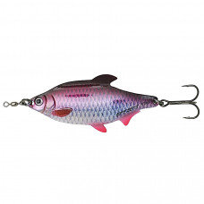 Блесна DAM Effzett Roach Spoon 32 г 9 см Pink Roach UV